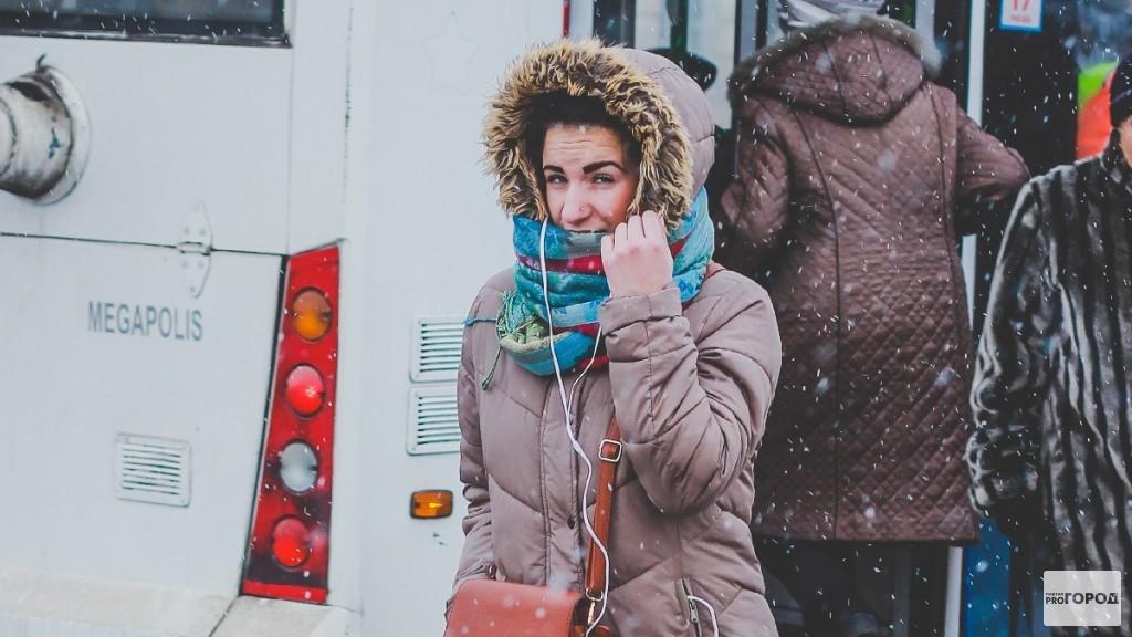 До +2, снег и штормовой ветер: известно, какая погода ждет чепчан на рабочей неделе