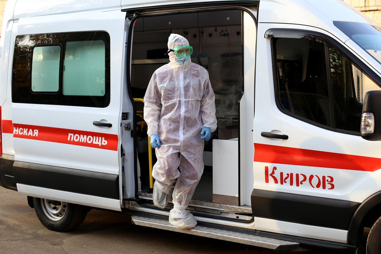 В Кировской области открыли дополнительные госпитали для больных COVID-19