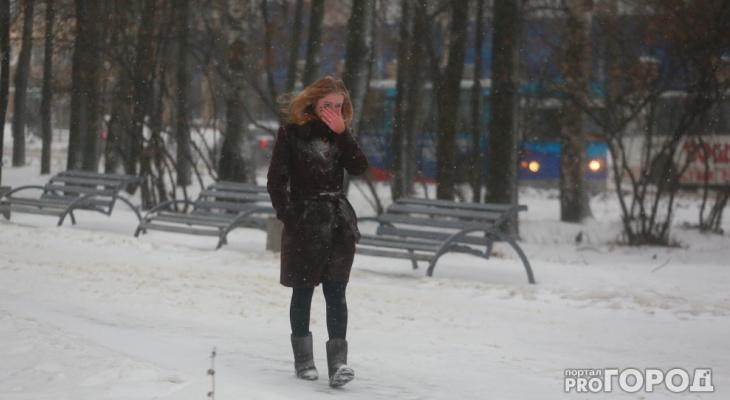 В Кировской области резко похолодает до -10 градусов