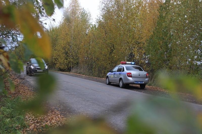 В пятницу в Кирово-Чепецком районе наряды ДПС выйдут в рейд