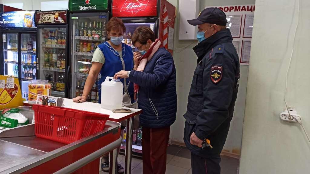 Масочный режим в Кирово-Чепецке: Роспотребнадзор выявил в магазинах нарушения