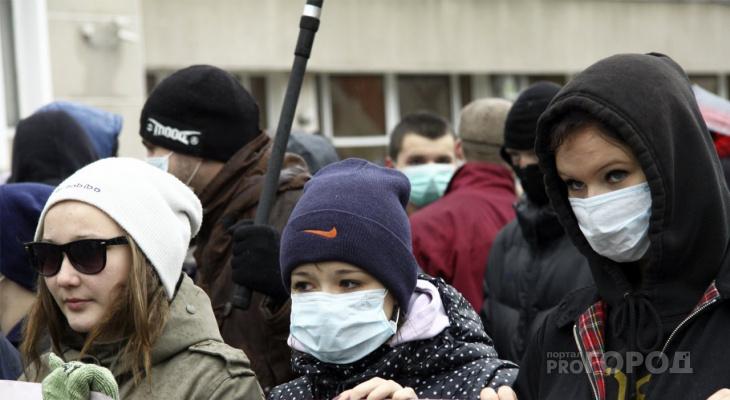 По всей России вводится обязательный масочный режим