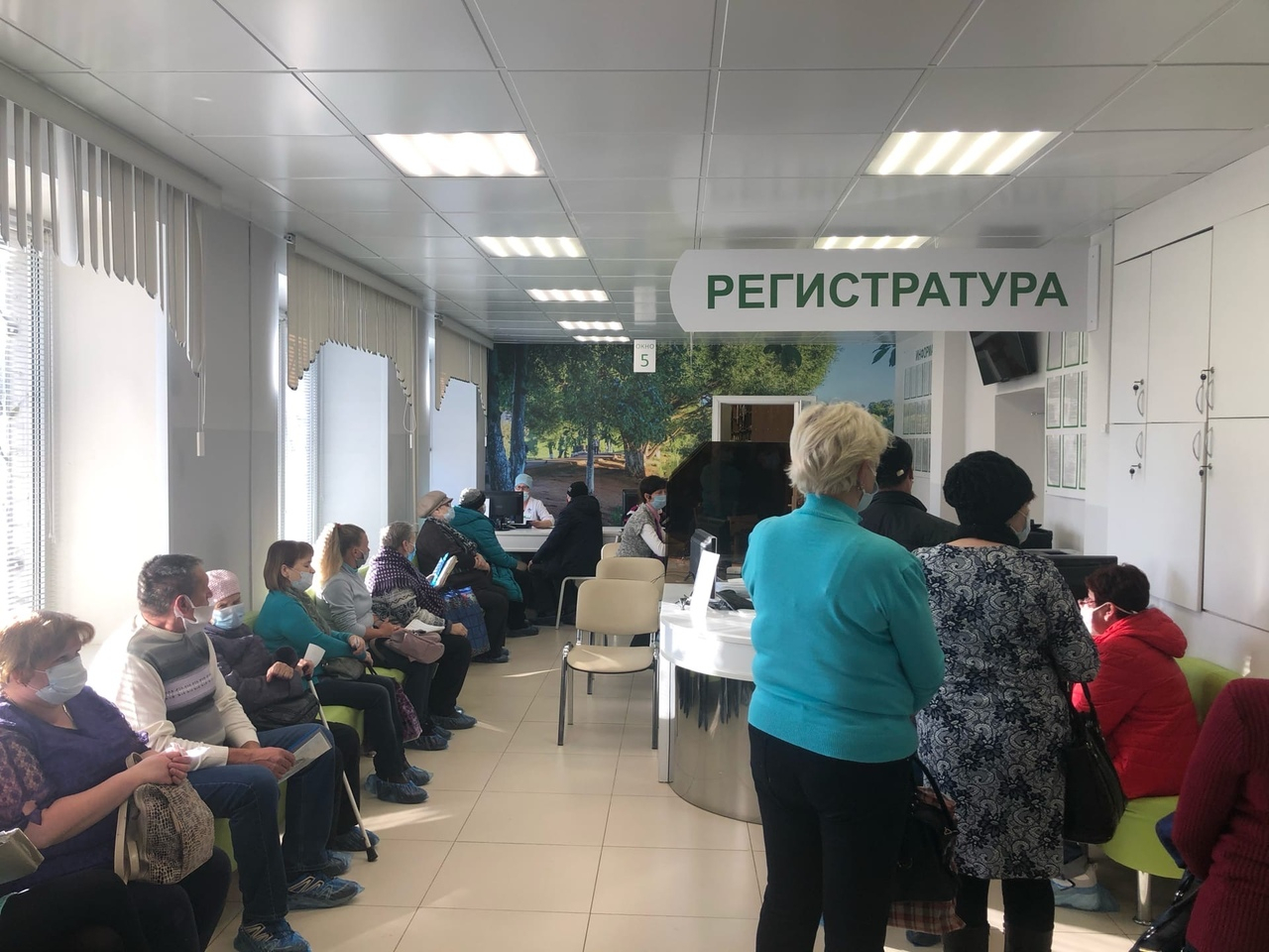 В Кировской области растет число пациентов с COVID-19 в тяжелом состоянии
