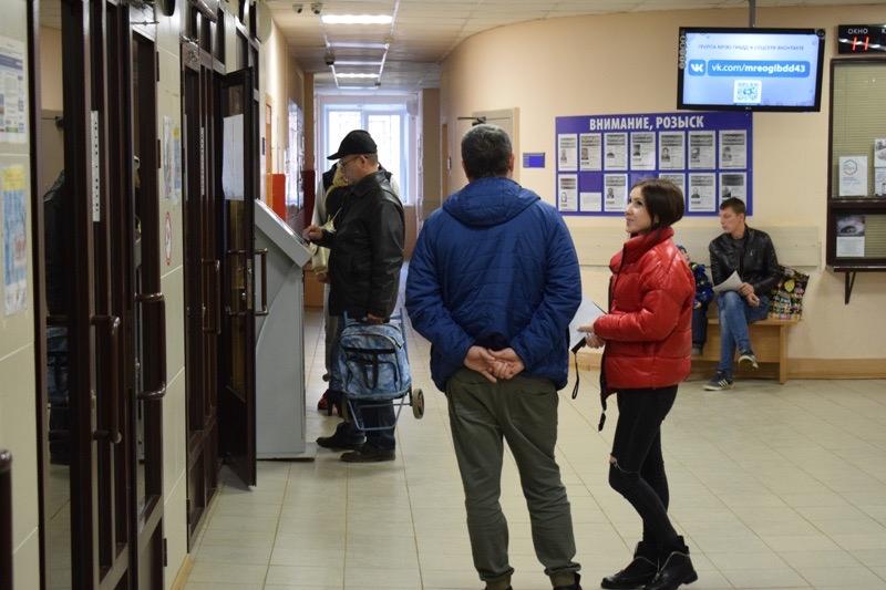ГИБДД Кирово-Чепецка начинает принимать посетителей по новым правилам