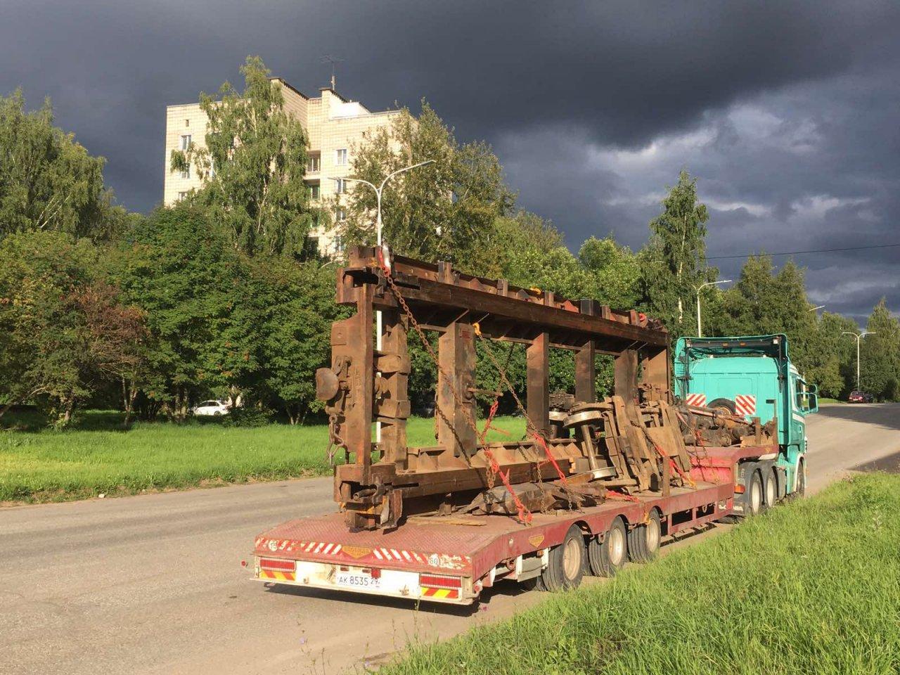 В Музее железной дороги в Каринторфе появился новый экспонат
