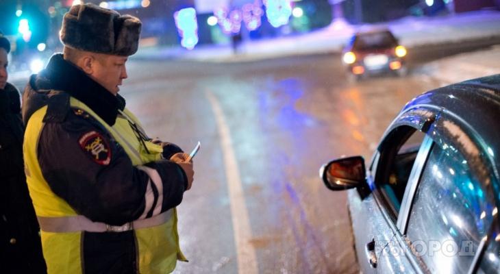 В Кирово-Чепецке два дня подряд будут проходить массовые проверки водителей