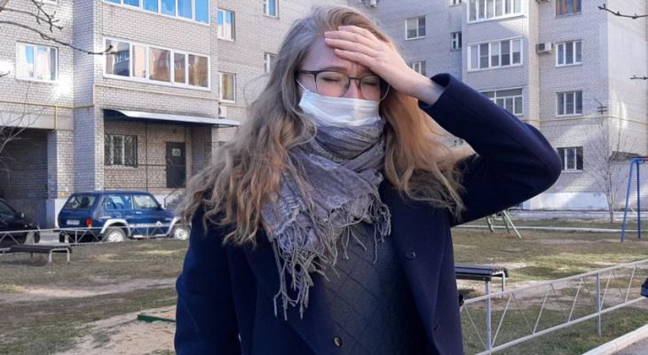 В Кировской области 183 человека за сутки заболели коронавирусом
