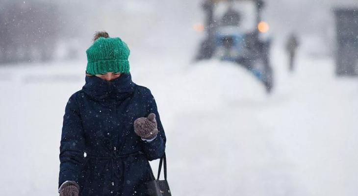 В Кировской области резко похолодает до -18 градусов