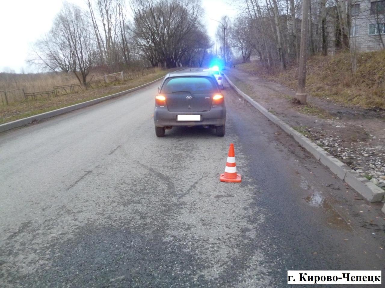 В Кирово-Чепецке водитель иномарки сбил школьника: мальчик в больнице