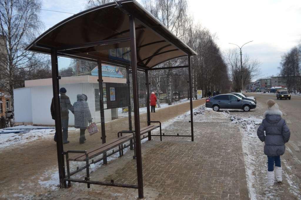 На дороге в сторону Каринторфа появятся 3 новые остановки