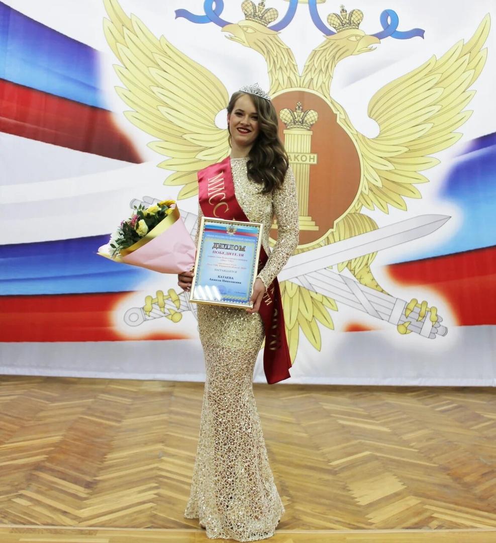 """Грация и огневая подготовка: чепчанка стала победительницей конкурса """"Мисс УИС – 2020"""""""