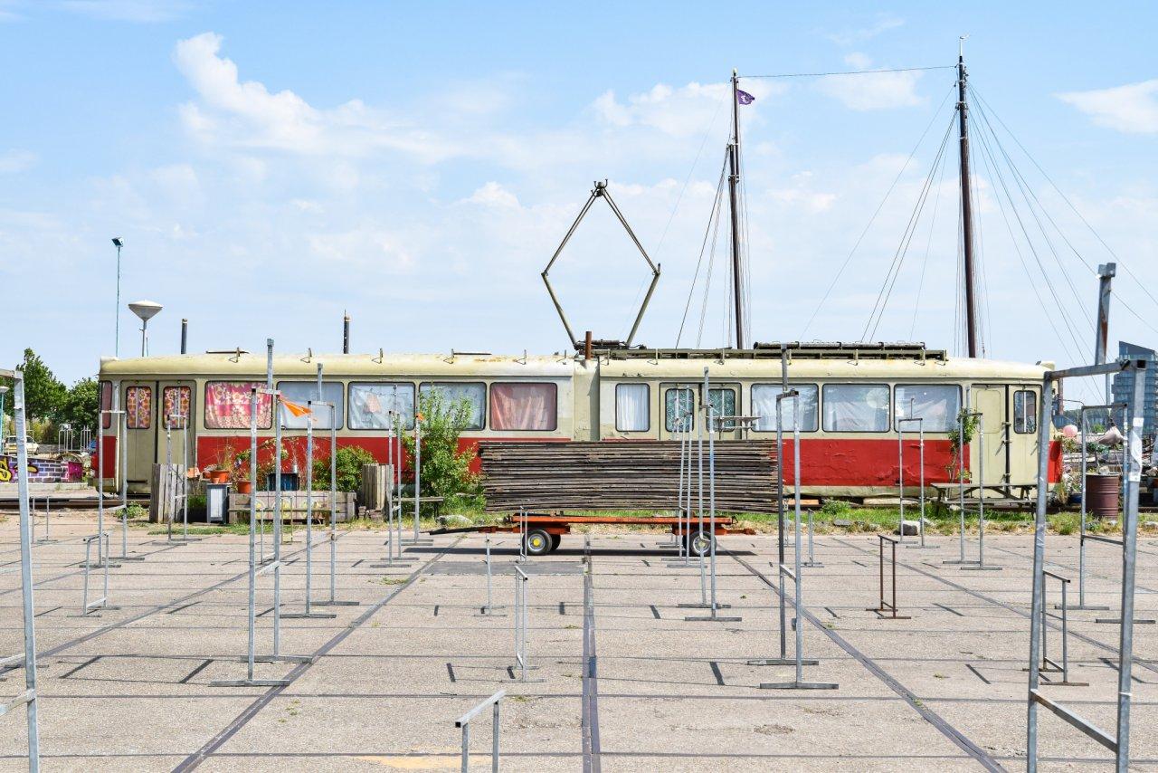 В чепецком музее железной дороги появится передвижная гостиница