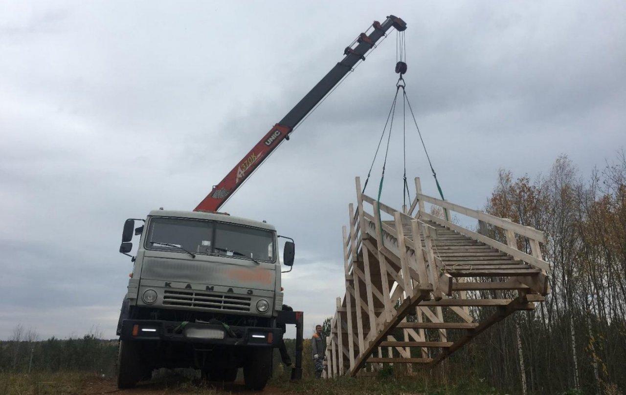 В Кирово-Чепецком районе снесли тюбинг-парк