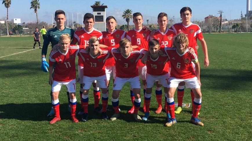 13 футболистов юношеской сборной России заразились коронавирусом