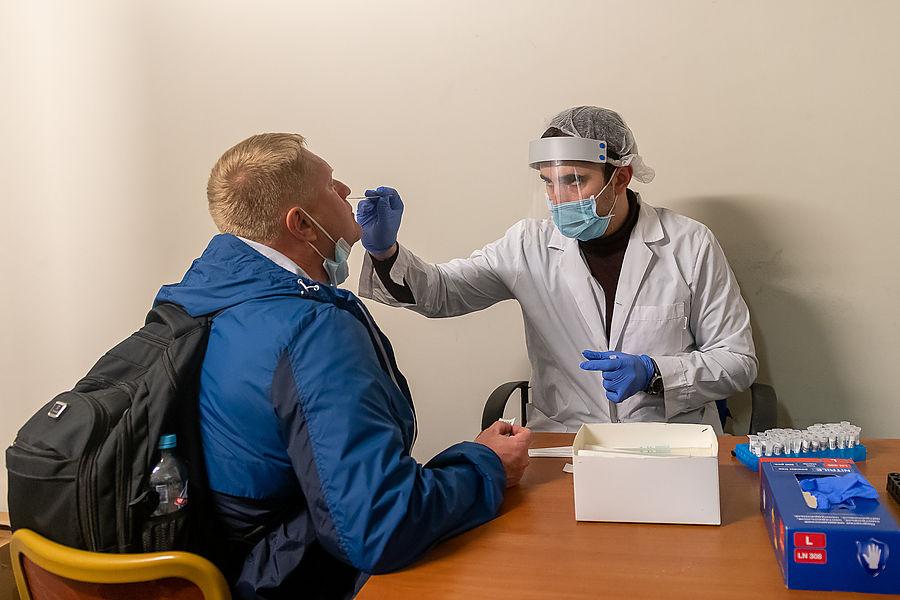 Новый антирекорд: в Кировской области выявили 217 новых случаев заражения COVID-19