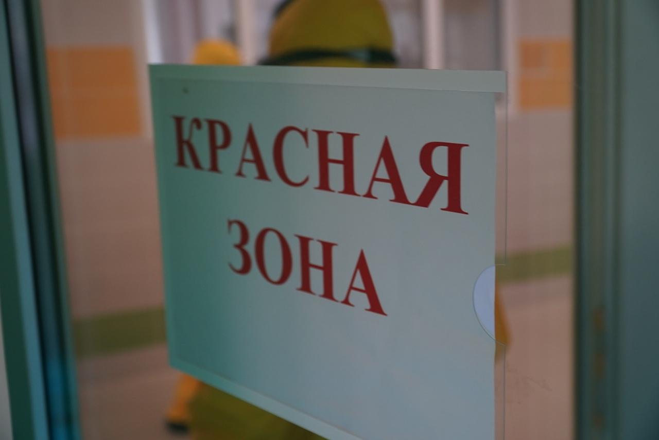 Зараженных COVID-19 или с подозрением на него в Кировской области стало на 1188 больше
