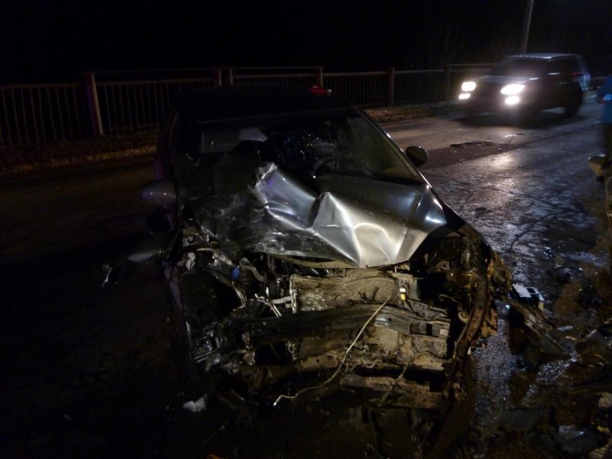 В Кирово-Чепецком районе произошло ДТП: пострадали двое детей и водитель