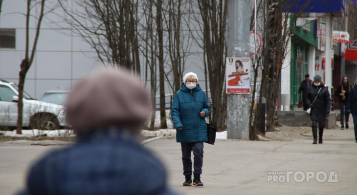 В Кирово-Чепецке будет работать закон, разрешающий штрафовать бабушек за торговлю на улице